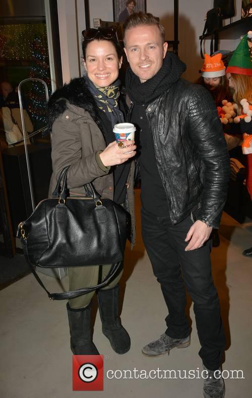 Caroline Morahan and Nicky Byrne 4