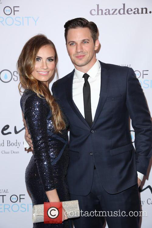 Angela Stacy Lanter and Matt Lanter 1