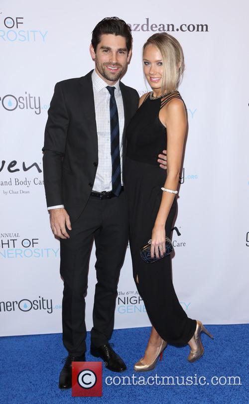 Melissa Ordway and Justin Gaston 2