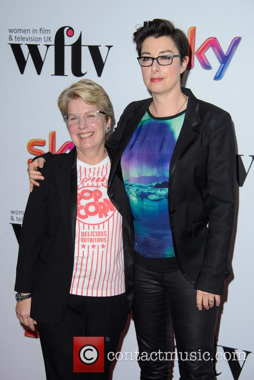 Sandi Toksvig and Sue Perkins 6
