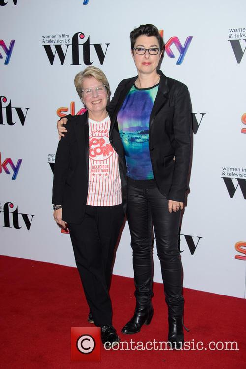 Sandi Toksvig and Sue Perkins 8