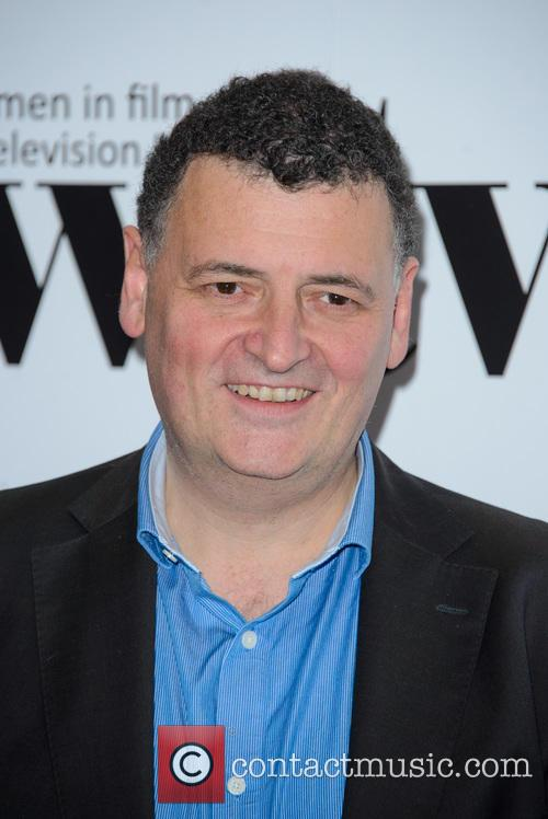 Steven Moffat On Why He Didn't Cast A Female In 'Doctor Who'