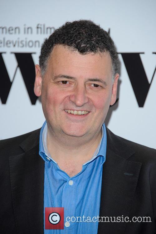 Steven Moffat leaves his 'Doctor Who' showrunner duties on Christmas Day