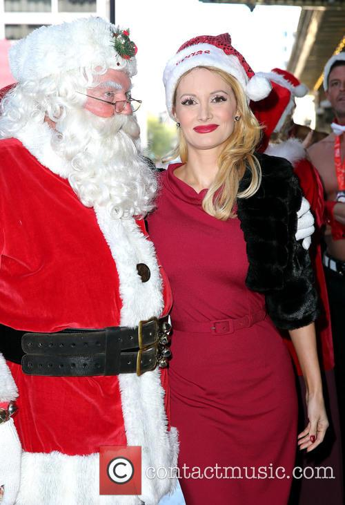Santa and Holly Madison 6