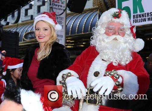 Santa and Holly Madison 8