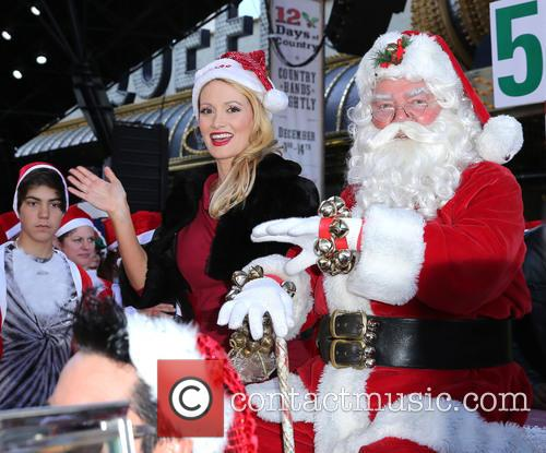 Santa and Holly Madison 10