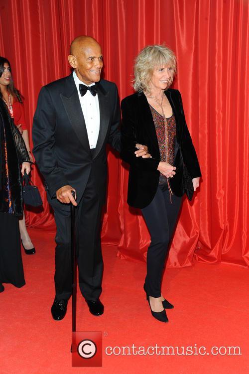 Harry Belafonte and Pamela Frank 1