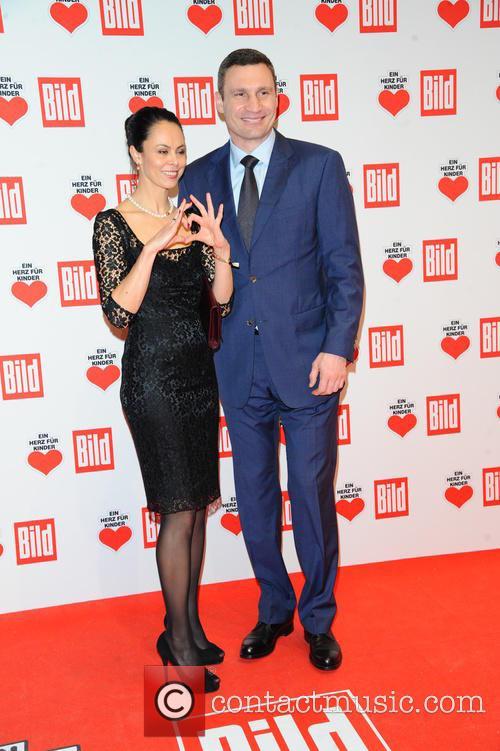 Natalia Klitschko and Vitali Klitschko 4