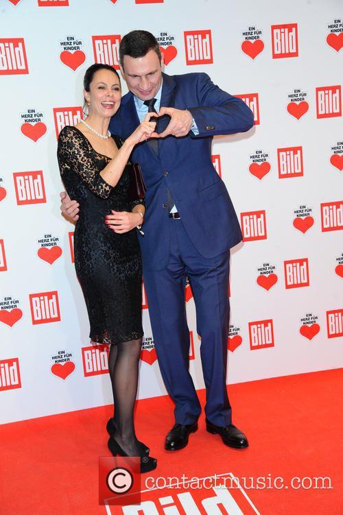 Natalia Klitschko and Vitali Klitschko 6