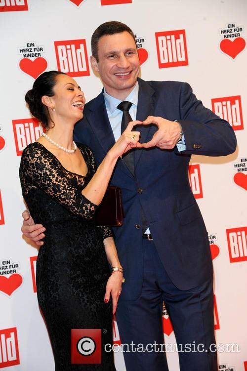 Natalia Klitschko and Vitali Klitschko 7