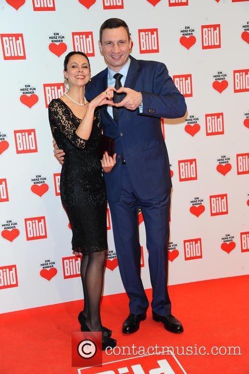 Natalia Klitschko and Vitali Klitschko 8