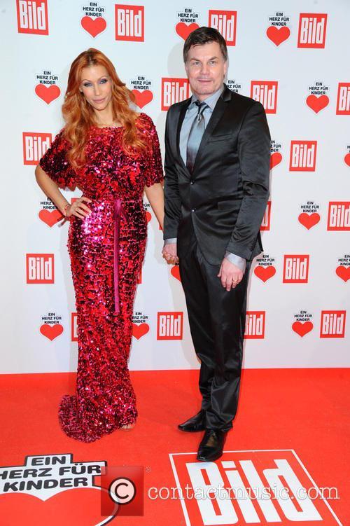 Yasmina Filali and Thomas Helmer 2