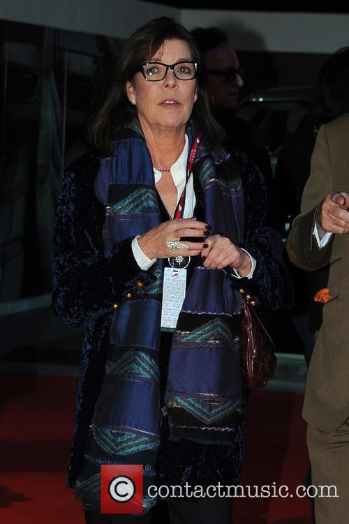 Caroline Hannover Of Monaco 4