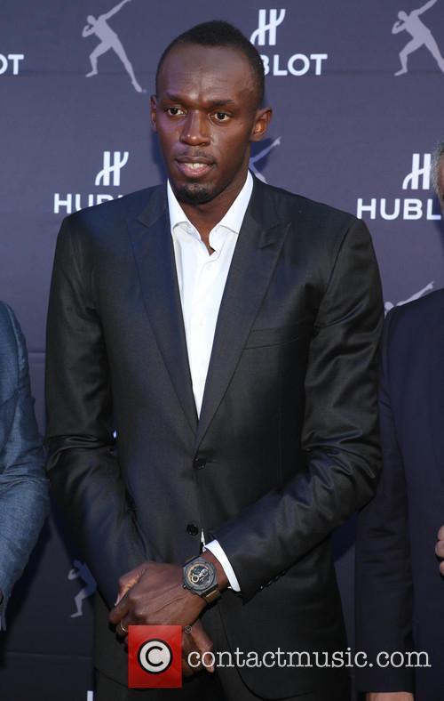 Usain Bolt 10
