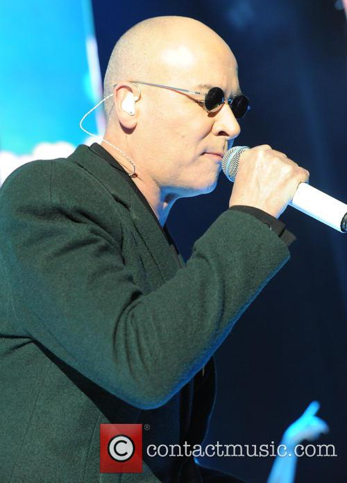 Philip Oakey and Human League 3