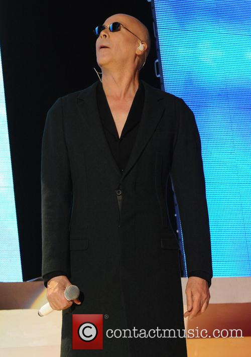 Philip Oakey and Human League 5