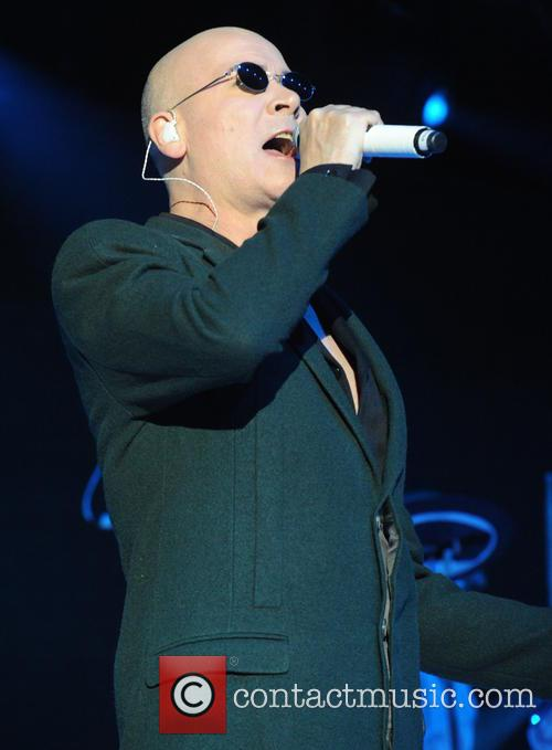 Philip Oakey and Human League 7