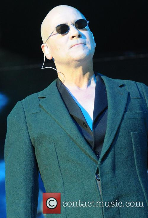Philip Oakey and Human League 8