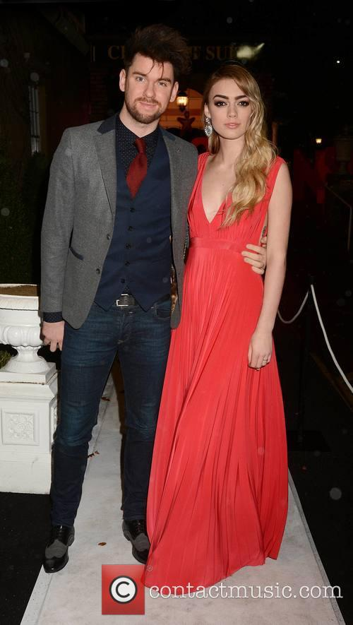 Eoghan Mcdermott and Joanne Archbold 1