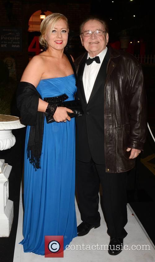 Larry Gogan & Daughter Grainne Ferguson 6