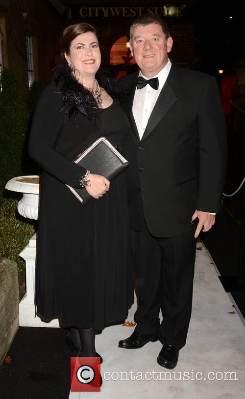 Mairead Heffernan and John Creedon 9