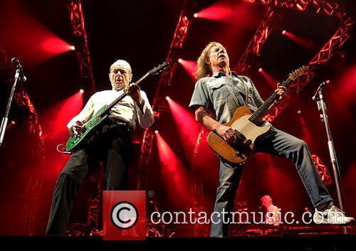 Status Quo perform live