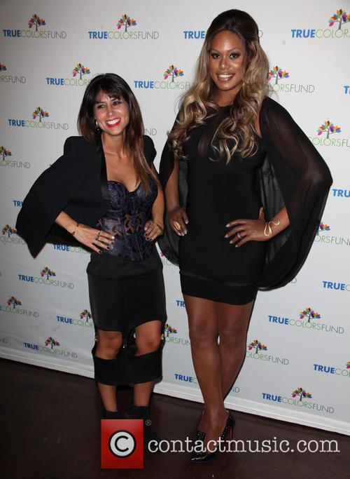 Laverne Cox and Christina Pacelli 2