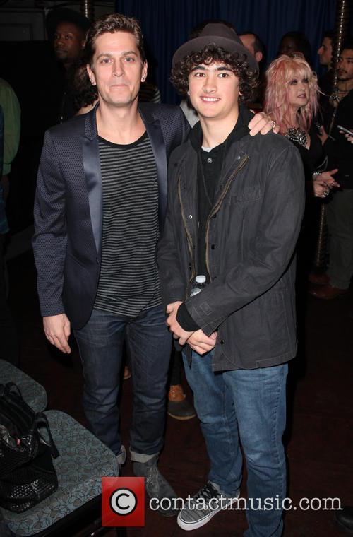 Rob Thomas and Mason Thomas 4