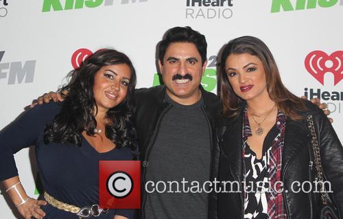 Mercedes Javid, Reza Farahan and Golnesa Gharachedaghi 7