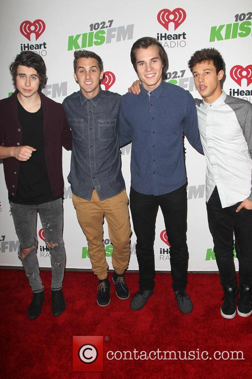Dallas, Nash Grier, Cody Johns and Marcus Johns 6