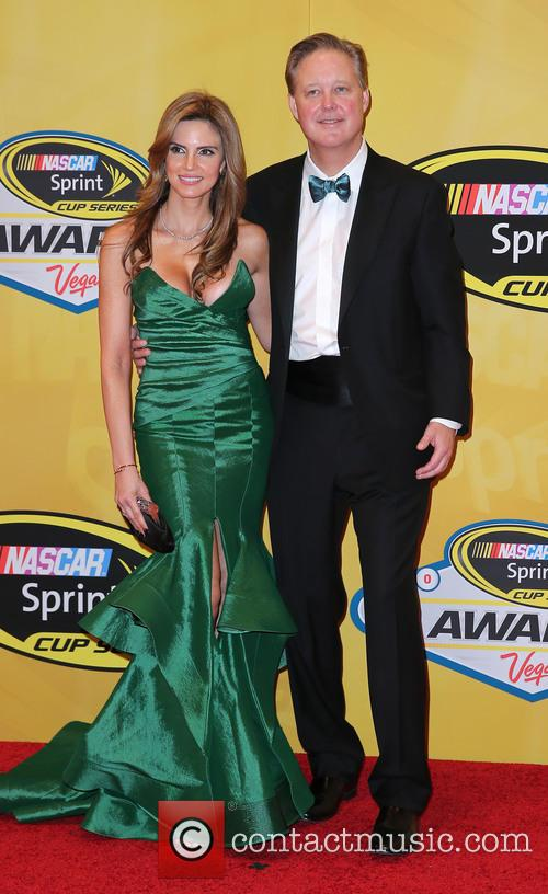 Brian France and Amy France 3