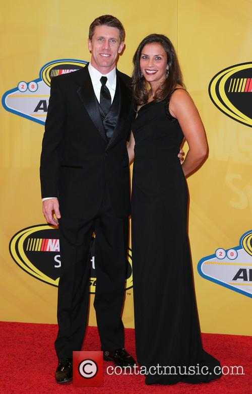 Carl Edwards and Kate Edwards 2