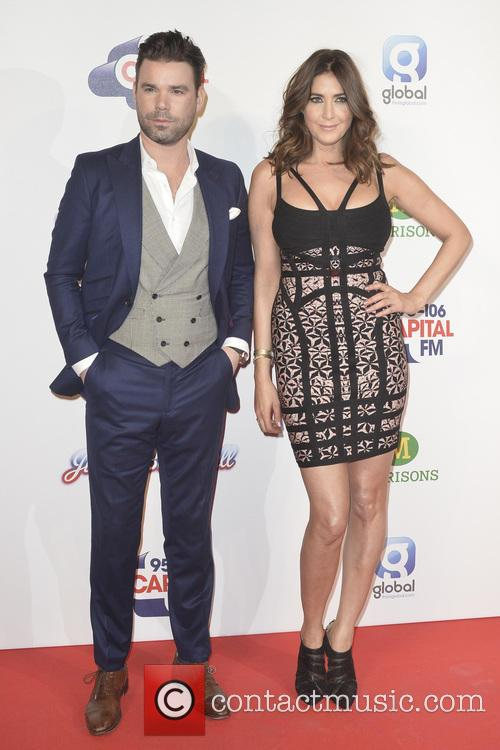 Dave Berry and Lisa Snowdon 6