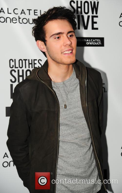 Alfie Deyes 2015 Alfie Deyes Clothes Show Live