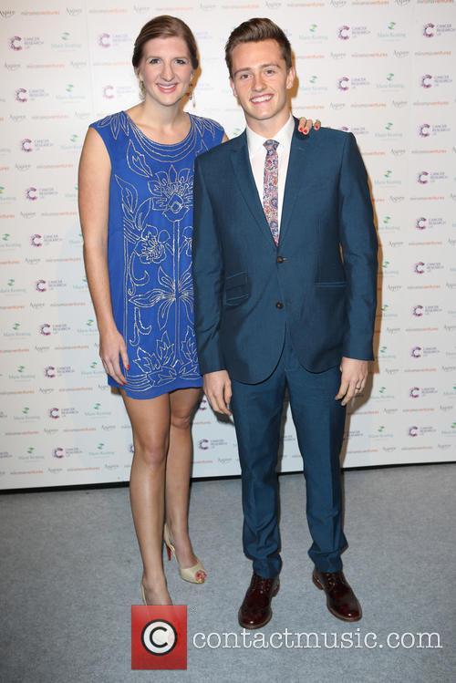 Rebecca Adlington and Harry Needs 4