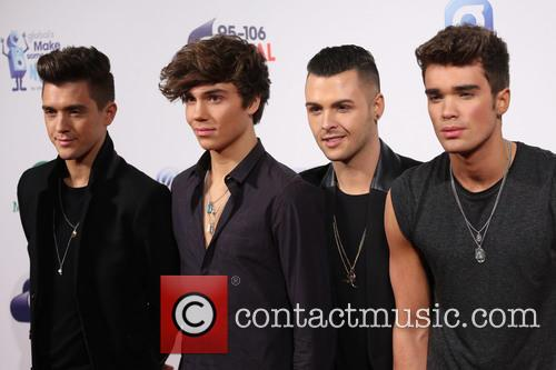 George Shelley and Union J 2