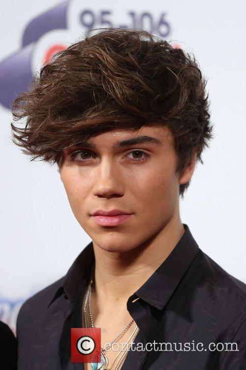 George Shelley and Union J 1