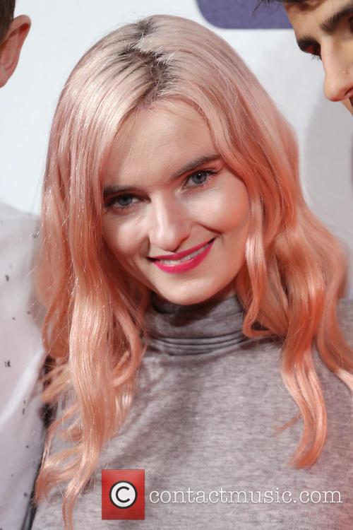 Grace Chatto and Clean Bandit 2