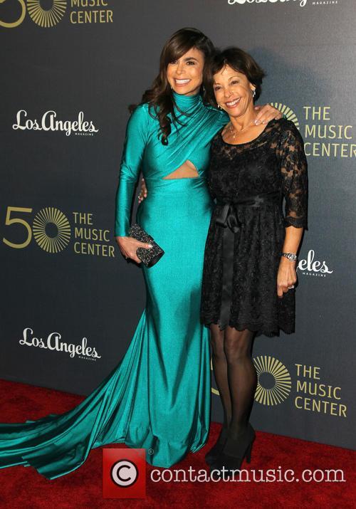 Paula Abdul and Wendy Emkin 9