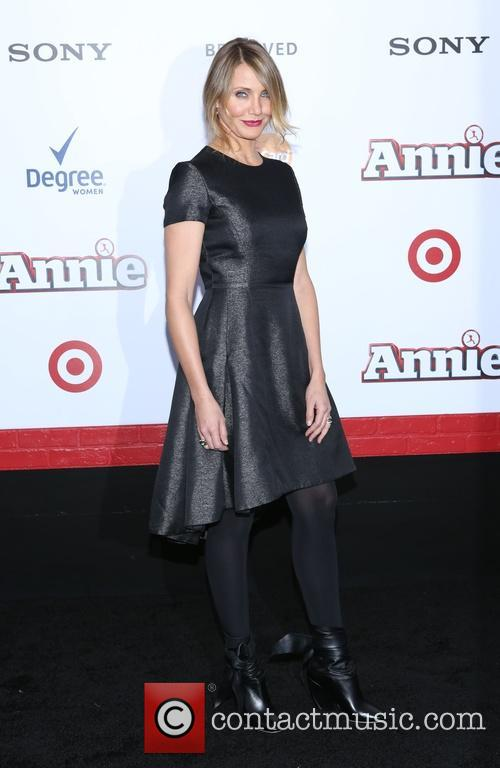 New York Premiere of 'Annie'