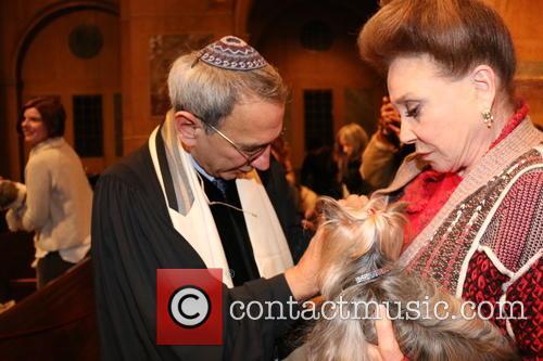 Rabbi Peter Rubinstein and Cindy Adams 3