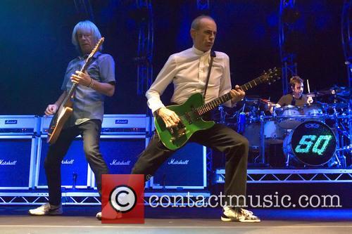 Status Quo perform live in concert