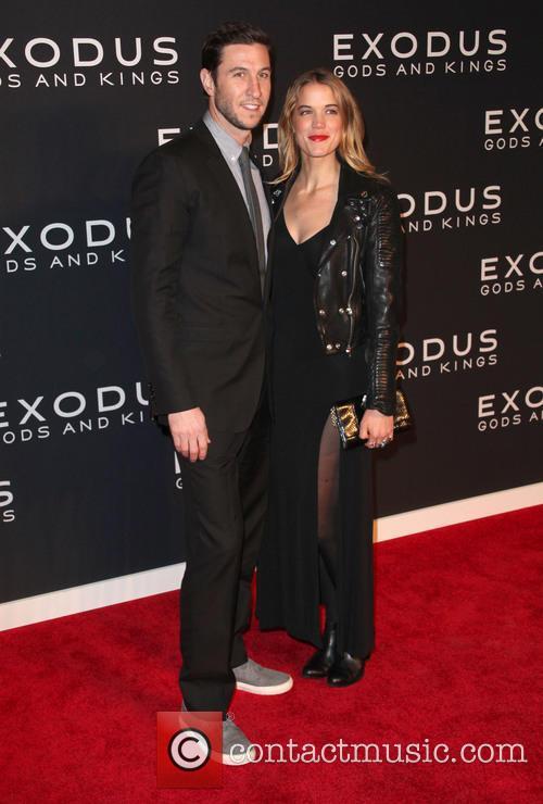 Pablo Schreiber and Jessica Monty 2