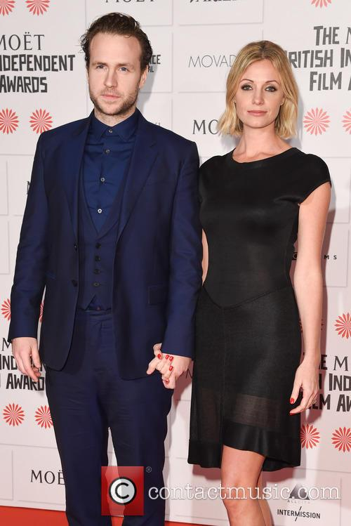Elize Du Toit and Rafe Spall 1