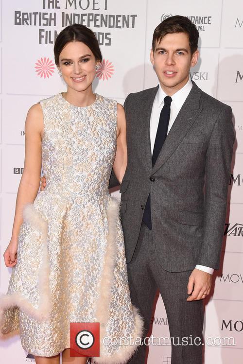 Keira Knightley and James Righton 2
