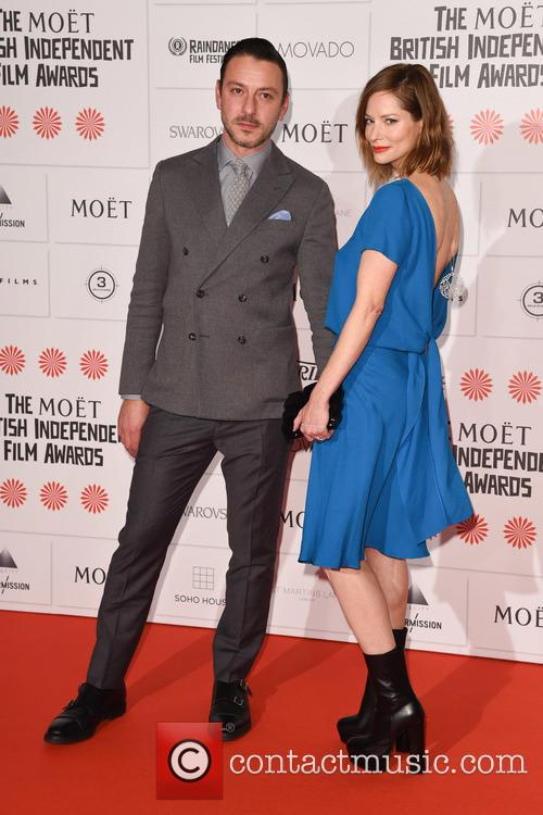 Sienna Guillory and Enzo Cilenti 5