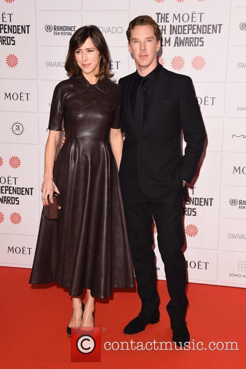 Sophie Hunter and Benedict Cumberbatch 10
