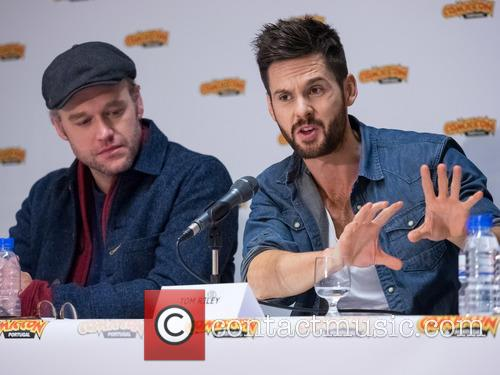 Tom Riley and Elliot Cowan