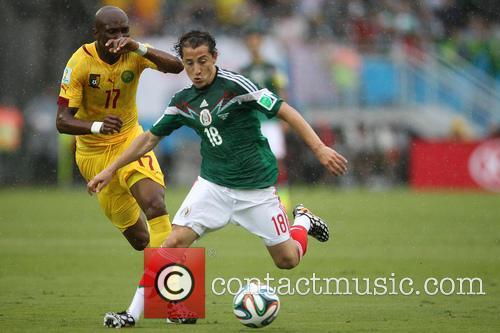 2014 FIFA World Cup - Group A match