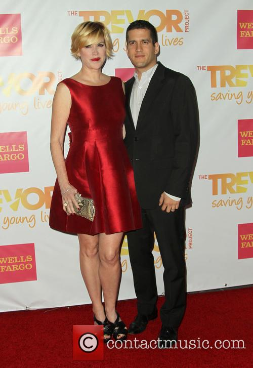 Molly Ringwald and Panio Gianopoulos 4